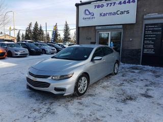 Used 2016 Chevrolet Malibu 1LT for sale in Edmonton, AB