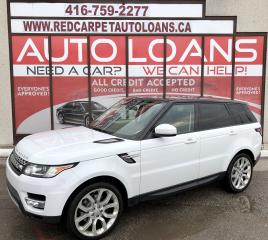 Used 2015 Land Rover Range Rover Sport V6 SE SPORT-ALL CREDIT ACCEPTED for sale in Scarborough, ON