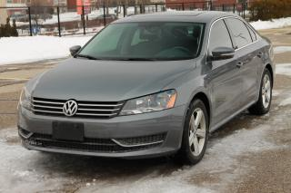 Used 2015 Volkswagen Passat 1.8 TSI Comfortline ONLY 40K | NO accidents | CERTIFIED for sale in Waterloo, ON
