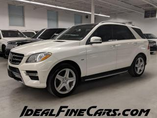 Used 2012 Mercedes-Benz ML-Class 4MATIC 4dr ML 350 BlueTEC for sale in Toronto, ON