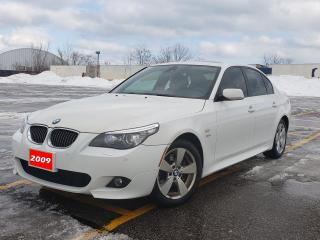 Used 2009 BMW 5 Series 4dr Sdn 535i xDrive AWD for sale in Scarborough, ON