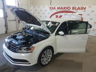 Used 2016 Volkswagen Jetta 1.4 Tsi Caméra for sale in Ste-Julie, QC