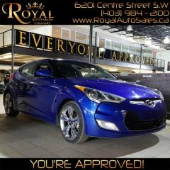 Used 2012 Hyundai Veloster w/Tech for sale in Calgary, AB
