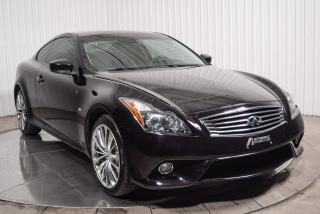 Used 2014 Infiniti Q60 S AWD CUIR TOIT NAVIGATION for sale in St-Hubert, QC