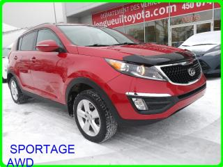 Used 2014 Kia Sportage A/c Awd Bluetooth for sale in Longueuil, QC