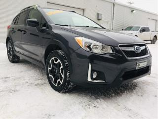 Used 2017 Subaru XV Crosstrek Touring for sale in Lévis, QC