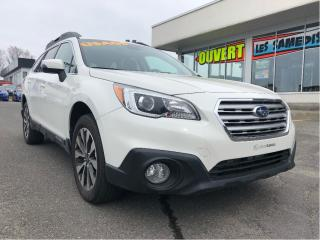 Used 2016 Subaru Outback 3.6r Ltd Package for sale in Lévis, QC