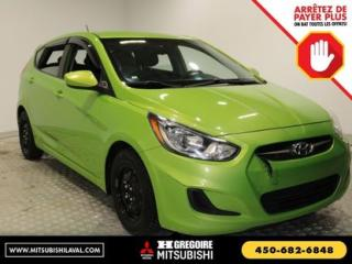 Used 2014 Hyundai Accent GL-BQNC CH for sale in Laval, QC