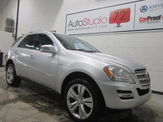 Used 2011 Mercedes-Benz ML-Class ML 350 BlueTEC 4MATIC **NAVI**TOIT**MAGS for sale in Mirabel, QC