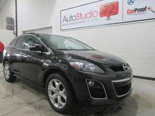 Used 2010 Mazda CX-7 GT **4X4**CUIR**TOIT**BOSE**MAGS 19''**C for sale in Mirabel, QC