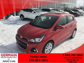 Used 2018 Chevrolet Spark Lt - Cruise for sale in Donnacona, QC