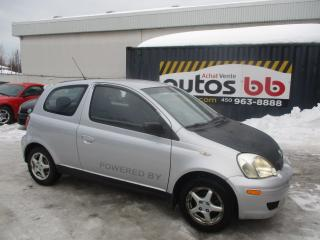 Used 2004 Toyota Echo for sale in Laval, QC