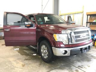 Used 2010 Ford F-150 Lariat for sale in Ingersoll, ON