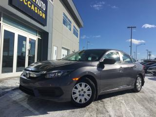 Used 2016 Honda Civic Dx Démarreur,bluetoo for sale in St-Georges, QC