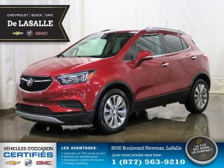 Used 2017 Buick Encore Preferred / Ta for sale in Lasalle, QC
