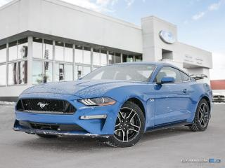 New 2019 Ford Mustang GT Fastback for sale in Winnipeg, MB