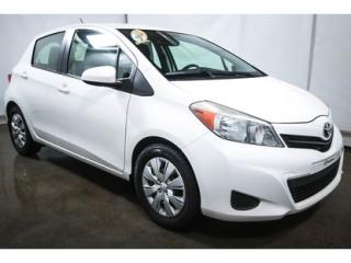 Used 2012 Toyota Yaris Tr A/c for sale in St-Jean-Sur-Richelieu, QC