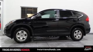 Used 2015 Honda CR-V LX 2WD for sale in Trois-Rivières, QC