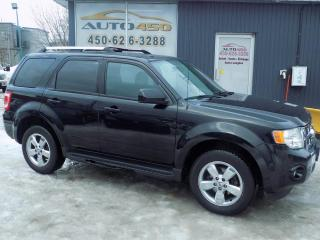 Used 2009 Ford Escape ***LIMITED,CUIR,TOIT,INTEGRAL*** for sale in Longueuil, QC