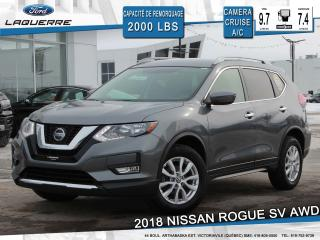 Used 2018 Nissan Rogue SV AWD BLUETOOTH for sale in Victoriaville, QC