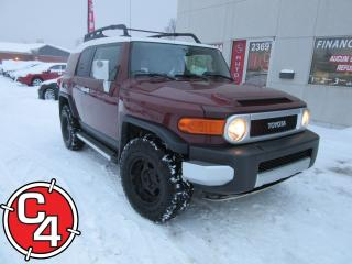 Used 2008 Toyota FJ Cruiser GAR for sale in St-Jérôme, QC