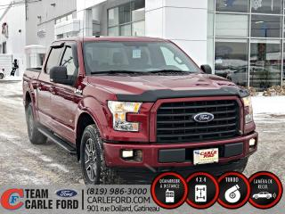 Used 2016 Ford F-150 Ford F-150 XLT S/CREW 2016, Caméra de re for sale in Gatineau, QC