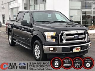 Used 2017 Ford F-150 Ford F-150 XLT 2017, caméra de recul, bl for sale in Gatineau, QC