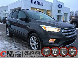 Used 2017 Ford Escape Ford Escape SE 2017, AWD Caméra de recul for sale in Gatineau, QC