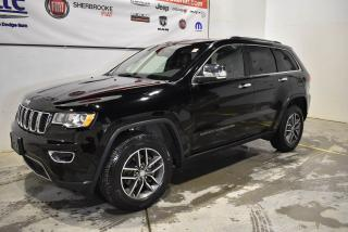Used 2018 Jeep Grand Cherokee Ltd Navigation+cuir for sale in Sherbrooke, QC