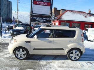 Used 2011 Kia Soul 4U / PWR GROUP / SUNROOF / ALLOYS/ SHARP / CLEAN for sale in Scarborough, ON
