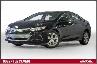 Used 2017 Chevrolet Volt Premier Cuir Siège for sale in Ile-des-Soeurs, QC