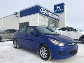 Used 2014 Hyundai Accent GL for sale in Matane, QC