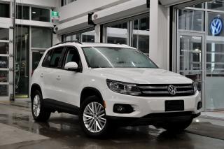 Used 2016 Volkswagen Tiguan édition Sp. 4motion for sale in Vaudreuil-Dorion, QC