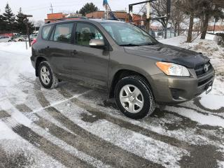 Used 2011 Toyota RAV4 AWD,4CYLENDER,171K,$9800,SAFETY+3Y WARRANTY INCLUD for sale in Toronto, ON