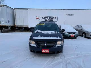 Used 2006 Dodge Grand Caravan SE for sale in Barrie, ON