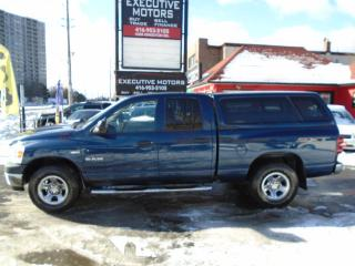Used 2008 Dodge Ram 1500 SLT / SUPER CLEAN / 4X4/ LEER CAP/ CERTIFIED / for sale in Scarborough, ON