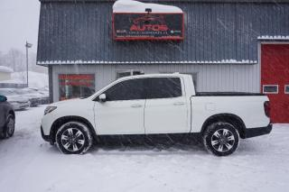 Used 2018 Honda Ridgeline Touring Awd for sale in Lévis, QC