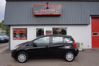 Used 2014 Nissan Versa Note 1.6 Sv 5 Vit for sale in Lévis, QC