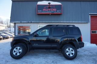 Used 2006 Nissan Xterra Off Road V-6 4.0l for sale in Lévis, QC