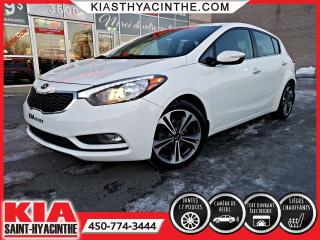 Used 2016 Kia Forte5 for sale in St-Hyacinthe, QC