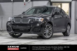Used 2016 BMW X4 Xdrive for sale in Lachine, QC