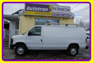 Used 2012 Ford E350 1 Ton Cargo Van, Loaded for sale in Woodbridge, ON