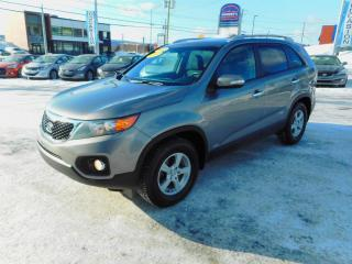 Used 2012 Kia Sorento Traction intégrale 4 portes V6, boîte au for sale in St-Georges, QC