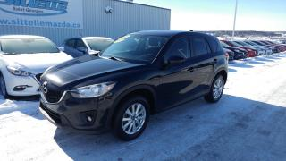 Used 2014 Mazda CX-5 GS TRACTION INTEGRALE, JAMAIS ACCIDENTE for sale in St-Georges, QC