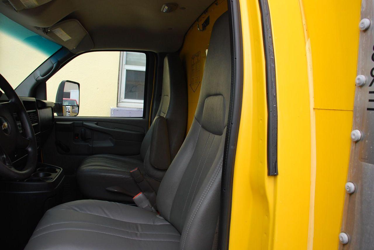 2012 Chevrolet G3500