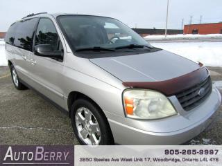 Used 2005 Ford Freestar Sport - 4.2L - DVD for sale in Woodbridge, ON
