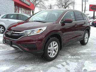 Used 2015 Honda CR-V SE AWD for sale in London, ON
