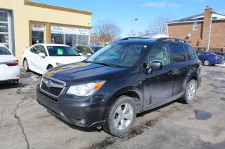 Used 2016 Subaru Forester i Convenience for sale in Brampton, ON