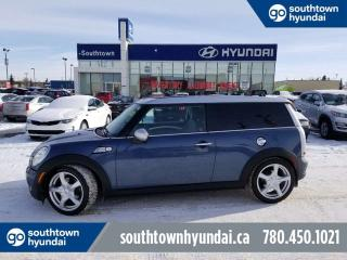 Used 2010 MINI Cooper Clubman S/NAV/PANO ROOF/LEATHER for sale in Edmonton, AB