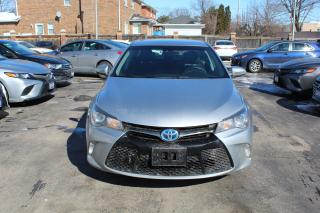 Used 2016 Toyota Camry SE Hybrid for sale in Brampton, ON